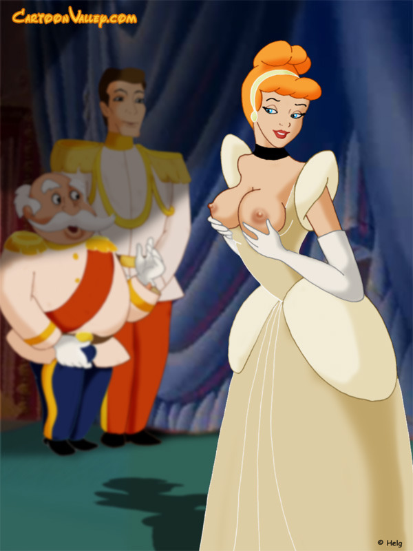 Disney cartoon sex with hot Cinderella will make your cock eject gallons of ...