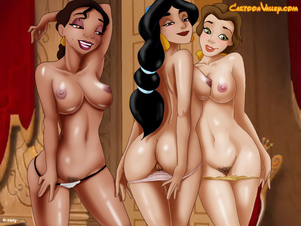 Something is. disney princesses in naked sex