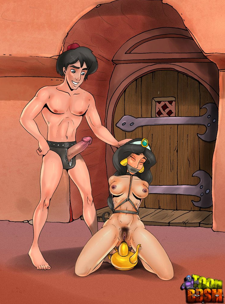 Princesses having sex naked