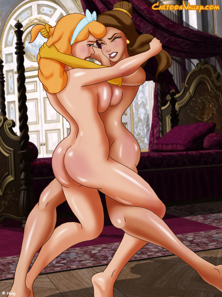 Disney sex comics