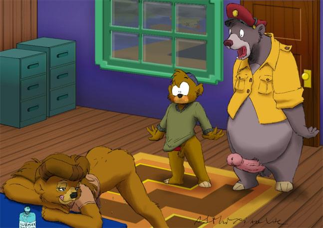 Disney sex cartoons